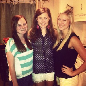 The best friends a girl could have. #beyondblessed